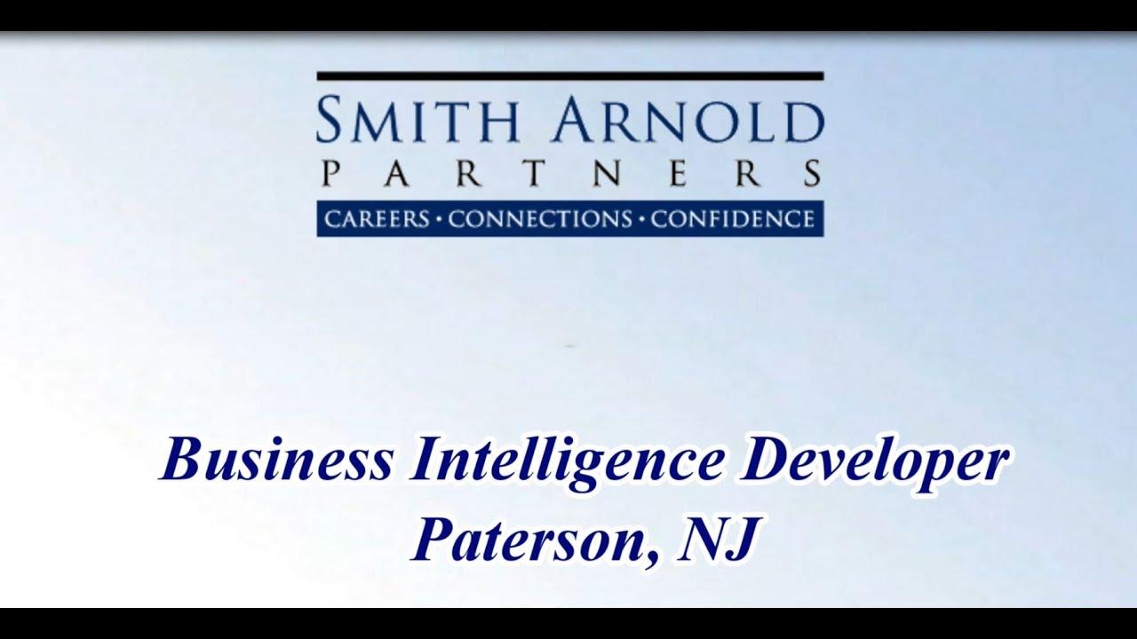 business intelligence developer new job opportunity smith business intelligence developer new job opportunity smith arnold partners