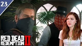 A Downward Spiral | Red Dead Redemption 2 Pt. 23 | Marz Plays