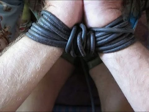 Bondage in the wood