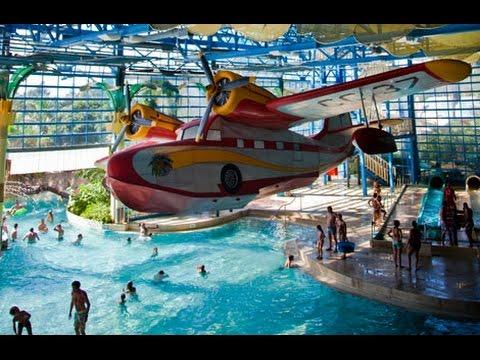 West Edmonton Mall Waterpark Youtube