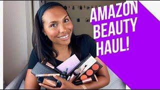 Amazon makeup haul