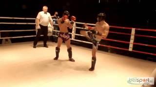 Mistrzostwa Polski w Kickboxingu Low Kick 2013, finał kat. 63,5 kg