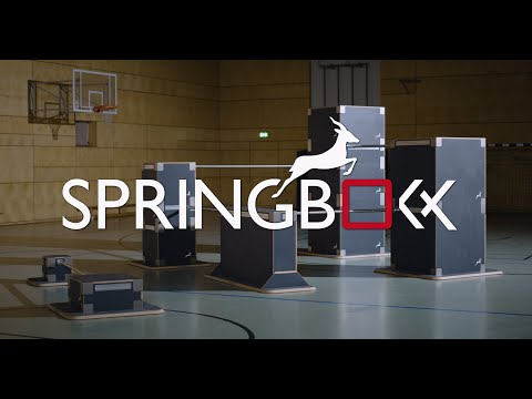 "Video: Springbokx Parkour ""M"""