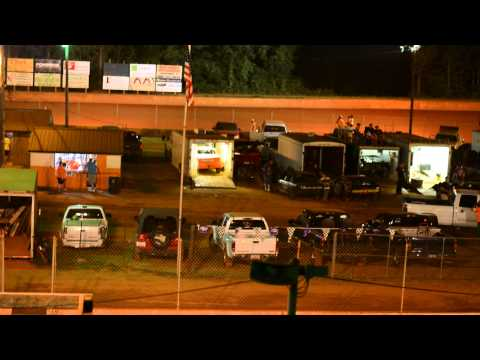 laurens speedway limited race 6/26/14