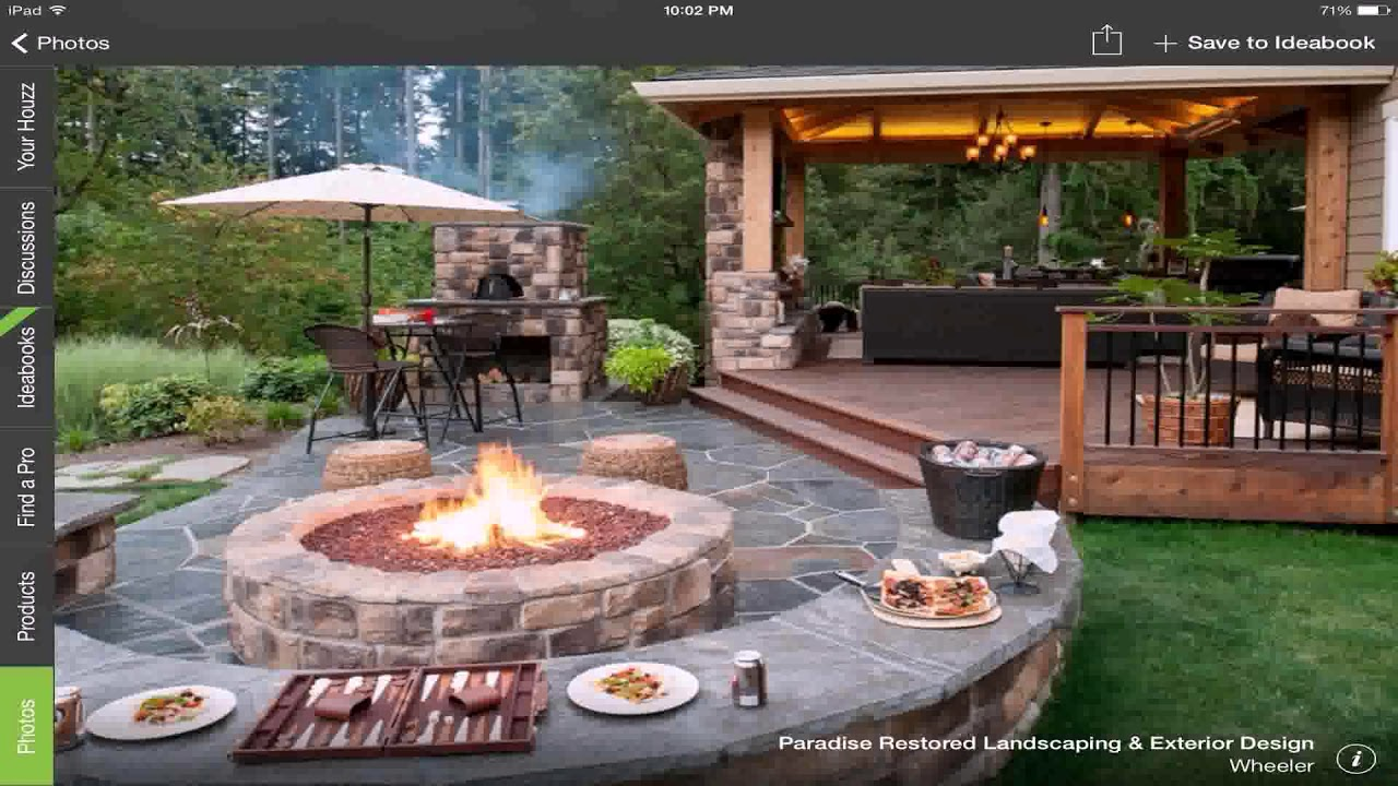Deck To Patio Transition Ideas Youtube