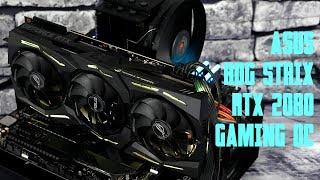 [Cowcot TV] La RTX 2080 ASUS ROG STRIX GAMING OC rien que pour vos yeux