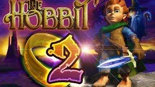 The Hobbit - Video Game 100% Walkthrough - (PS2, GCN, XBOX, PC) - Part 2