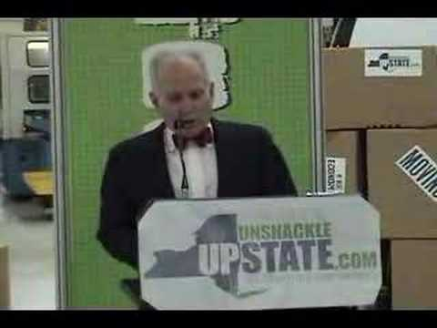 Andrew Rudnick, President & CEO, Buffalo Niagara Partnership