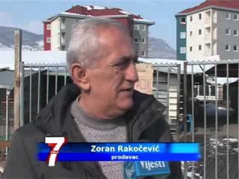 Pijaca u Beranama TV VIJESTI
