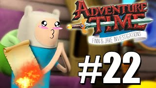 FINALIZANDO O CASO!! - Adventure Time: Finn & Jake Investigations #22