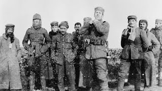 Christmas Truce (recounting the 1914 truce at Plugstreet/Ploegsteert)