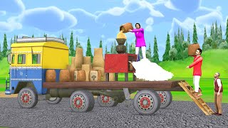 మాయా ట్రక్ మిల్  Magical Truck Mill Comedy Stories in Telugu తెలుగు కథలు Jabardasth Telugu Kathalu