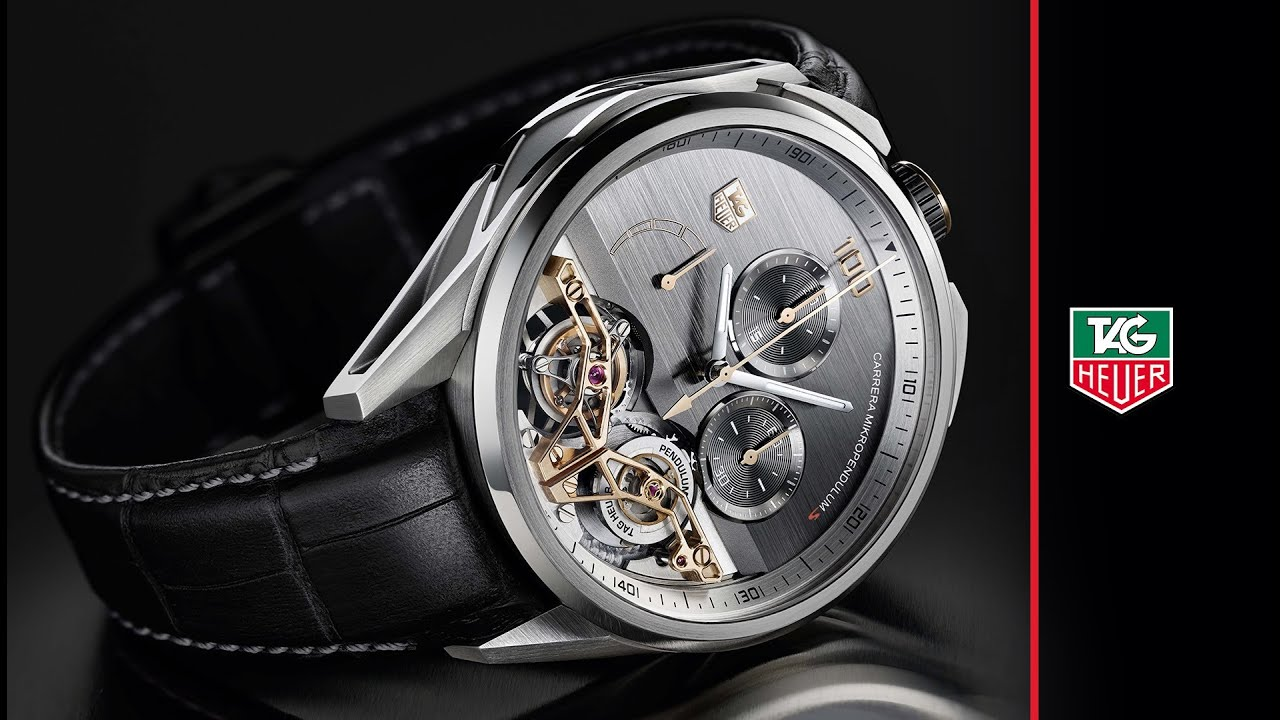 This Tag: Carrera MikroPendulumS Concept - Baselworld
