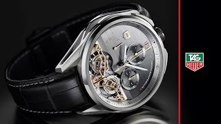 TAG Heuer | Carrera MikroPendulumS Concept - Baselworld 2013