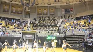 Alabama State University Marching Band - Stronger - 2015
