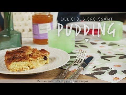 recette-de-croissant-pudding