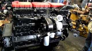 Motor Cummins N14 Plus 410 HP