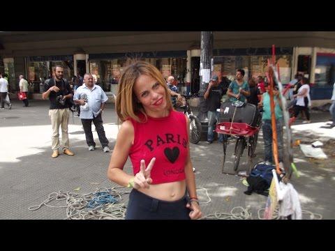 Vivi Dançarina Cantando Cover 50 Reais Naiara Azevedo