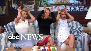 'Fuller House' Cast Drops in on 'GMA' | EXCLUSIVE