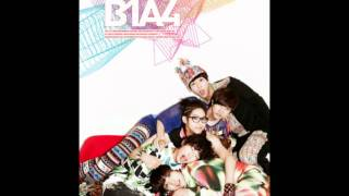 [ 02. B1A4 - My Love ]