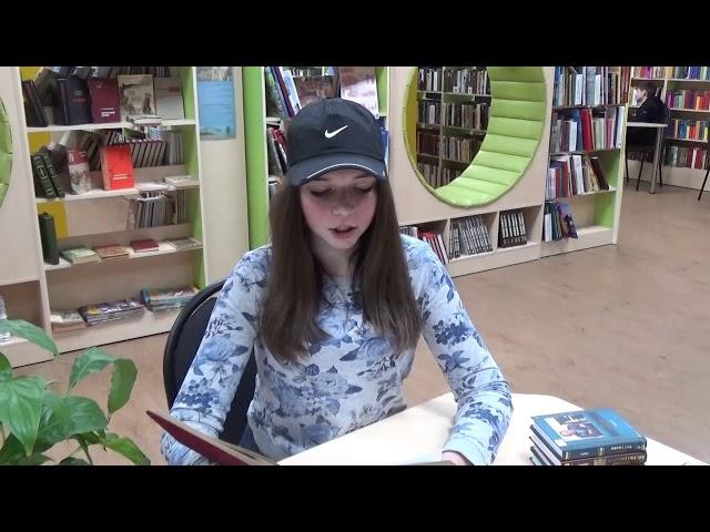 Изображение предпросмотра прочтения – ИринаЕльсукова читает произведение «О, весна! Без конца и без края» А.А.Блока