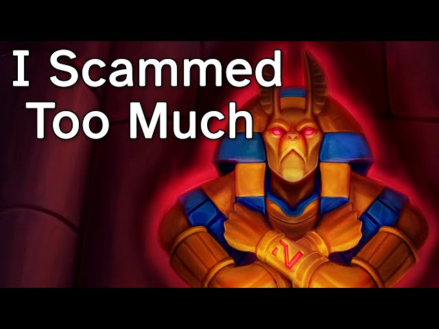 I Scammed Too Hard (Storybook Brawl)