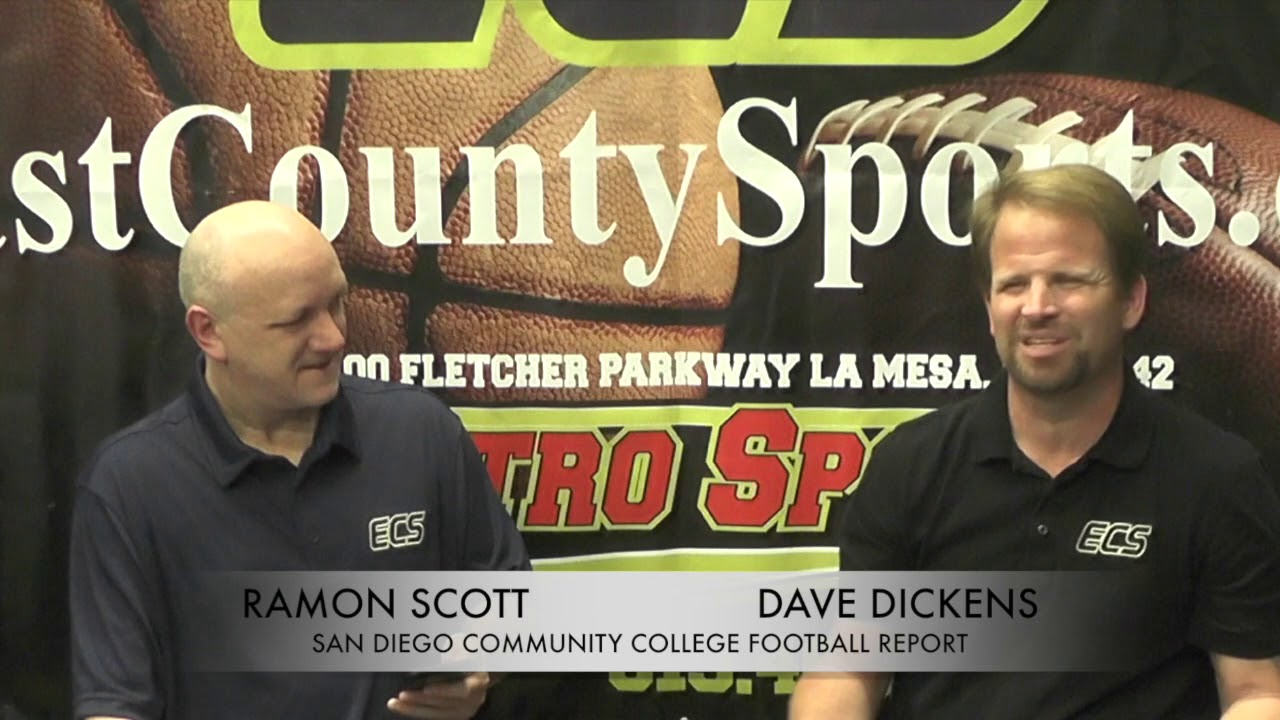 San Diego Comm College Football Report Oct 20 Youtube