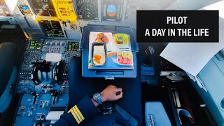 A Day in The Life as an Airline Pilot  - A320 MOTIVATION [HD]