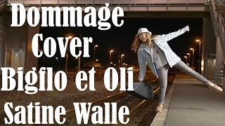 Download Cover / Dommage - Bigflo et Oli // Satine Walle MP3 song and Music Video