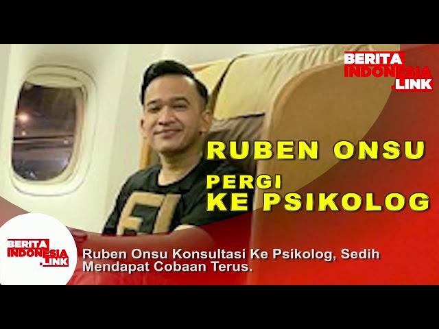 Ruben Onsu pergi ke Psikolog