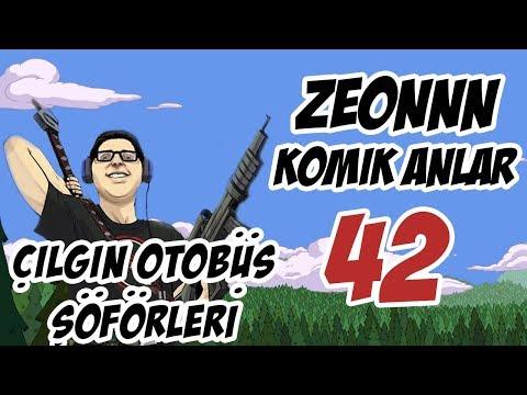 ÇILGIN OTOBÜS ŞÖFÖRLERİ   ZEONNN KOMİK ANLAR #42