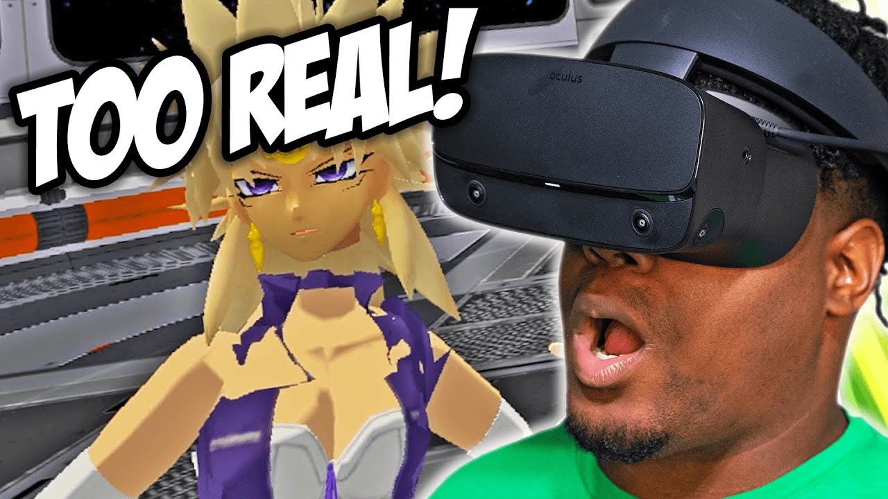 Playing Yu-Gi-Oh VR is WEIRD!