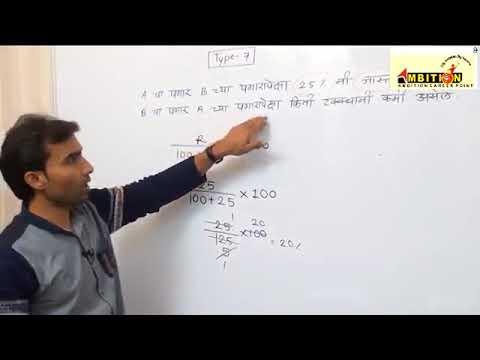 Percent By Prof Satish Vase