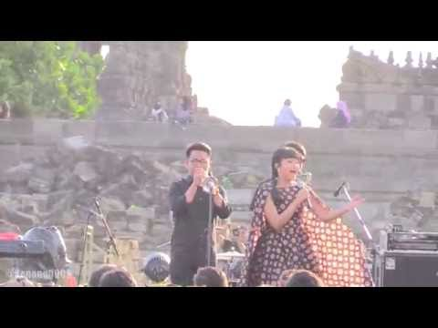 Yura - How Deep Is Your Love @ Prambanan Jazz 2016 [HD]