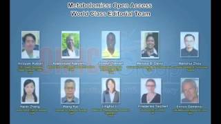Metabolomics Open Access Journal OMICS Publishing Group