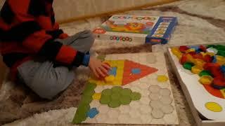Обзор детской мозаики-Илюша