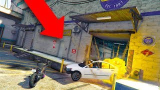 LEAVING AN IGNITION BOMB IN FRONT OF THE MOD SHOP! | GTA 5 THUG LIFE #238