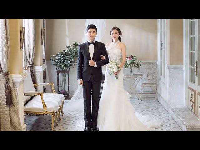NINI&C 婚禮記錄MV 結婚錄影 雲林婚錄 雲林婚攝(斗六珍村婚宴會館) 雲林阿輝拍攝