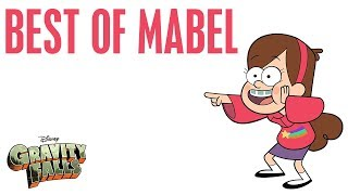 Mabel's Best Moments | Gravity Falls | Disney Channel