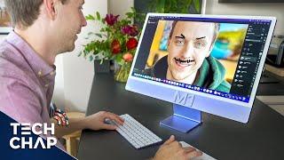 M1 iMac 24インチレビュー-あらゆる点で優れています! (iMacで撮影)