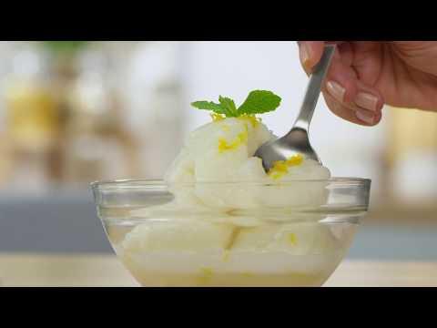 Lemon Sorbet L KitchenAid