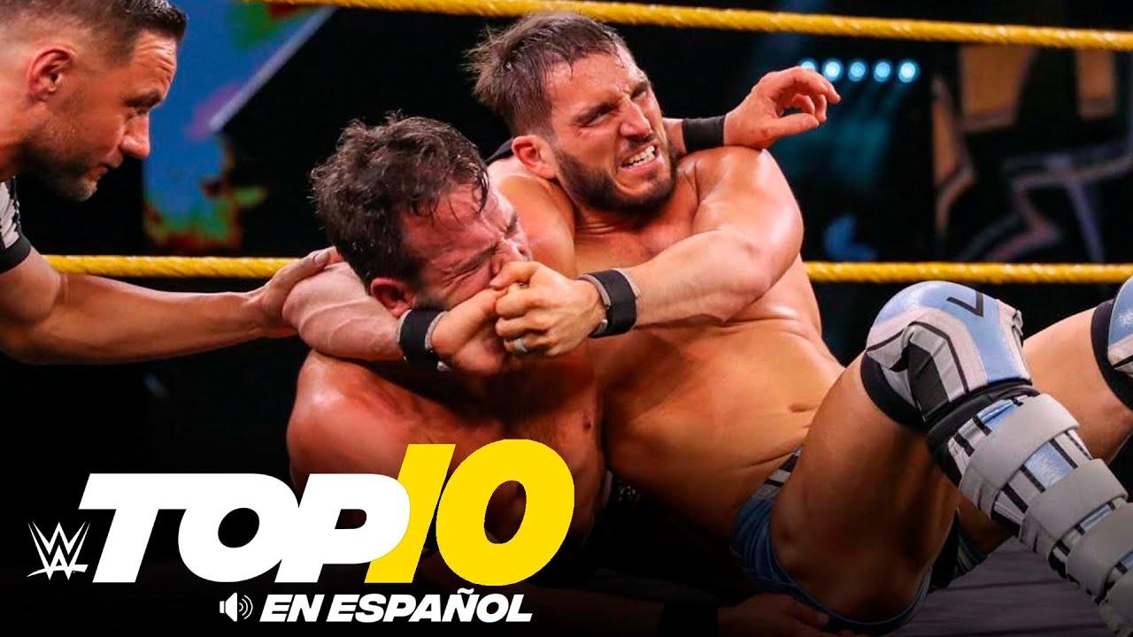 Top 10 Mejores Momentos de NXT En Español: WWE Top 10, Jul 29, 2020