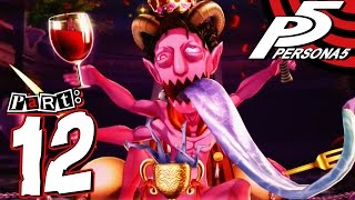 Persona 5 - Part 12 - Shadow Kamoshida