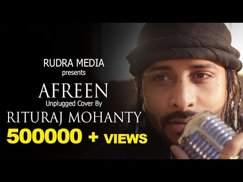 Afreen Afreen, Rahat Fateh Ali Khan & Momina Mustehsan | COVER BY RITURAJ MOHANTY
