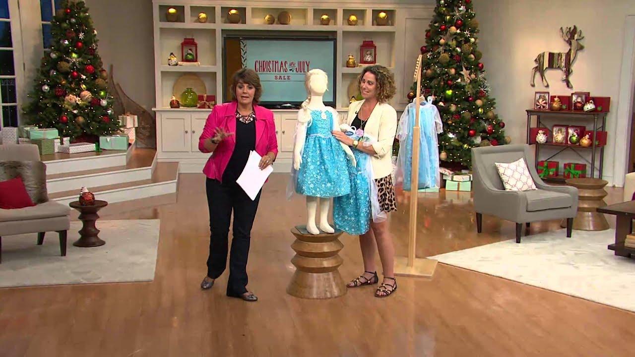 Disney S Frozen Elsa Light Up Musical Dress With Jill