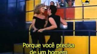 Grease - You Are The One That I Want     - Legendado em PT