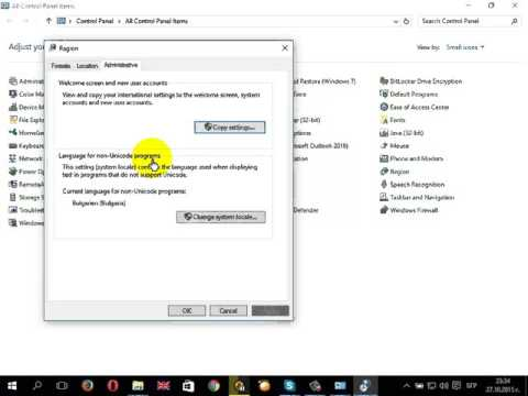 How To Fix Subtitles Appearing In Weird Symbols In Any Player (Windows 10,8,7,Vista, XP)