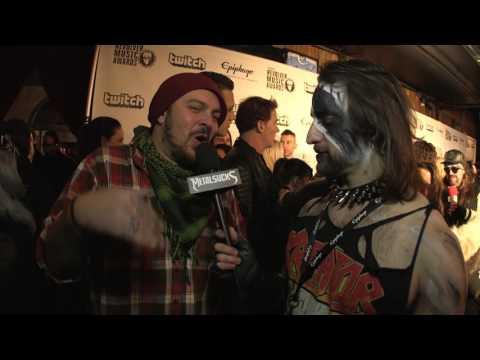 SEETHER Interview, Revolver Music Awards 2016 Black Carpet | MetalSucks