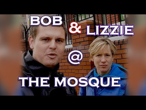 Pathway to Mercy: Bob and Lizzie at the Mosque