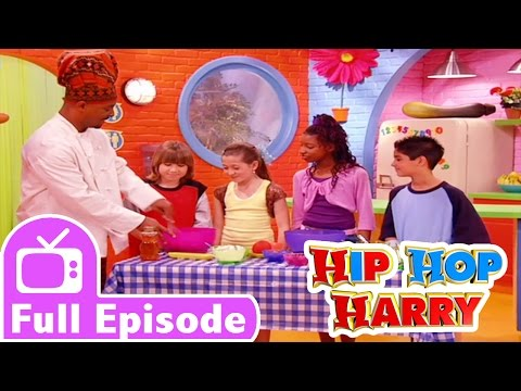 We Have Five Senses | Full Episode | From Hip Hop Harry